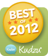 Kudzu Best of 2012 Award Badge